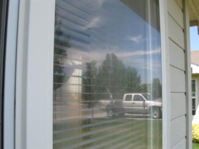 Moisture In Window