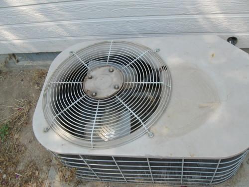 A/C Fan Motor is Bad